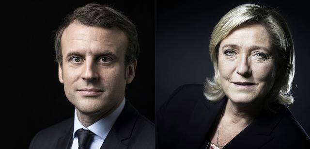 Emmanuel Macron contre Marine Le Pen au second tour : un 'front républicain' comme en 2002 ? https://t.co/iCvrB6KcEb