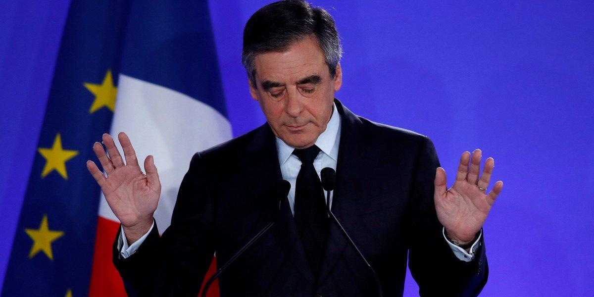 Après la défaite de Fillon, la droite commence à régler ses comptes https://t.co/LXN0Gc9Hn1