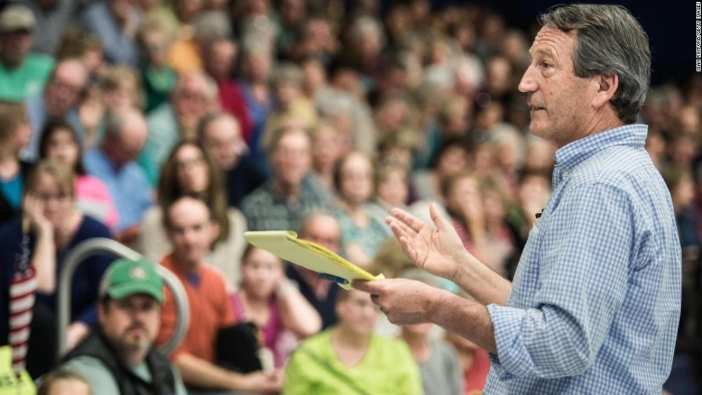 Rep. Mark Sanford: President Trump's threat on my seat is 'counterproductive'   https://t.co/l942onkHGM