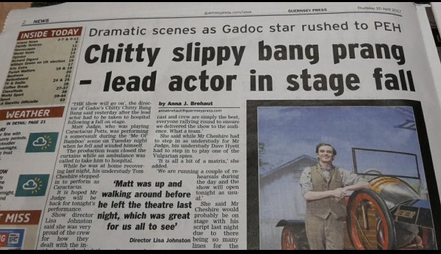 .@GuernseyPress take a bow for this headline