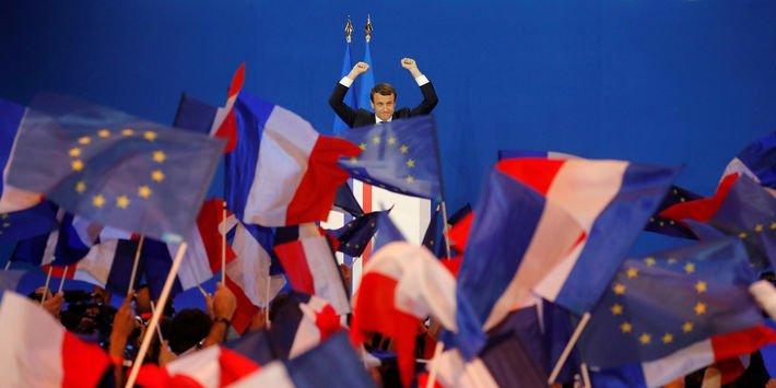 Emmanuel Macron veut 'rassembler tous les Français' https://t.co/k8qTRAfHJb #Presidentielle