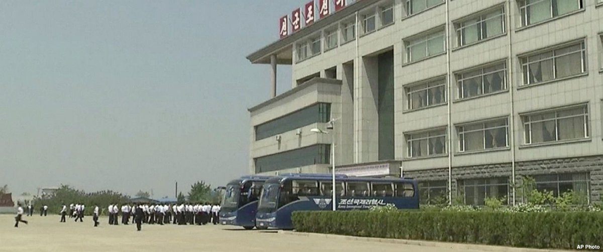 U.S. citizen and academic detained in North Korea while trying to board flight to China https://t.co/rzb8VZcflo