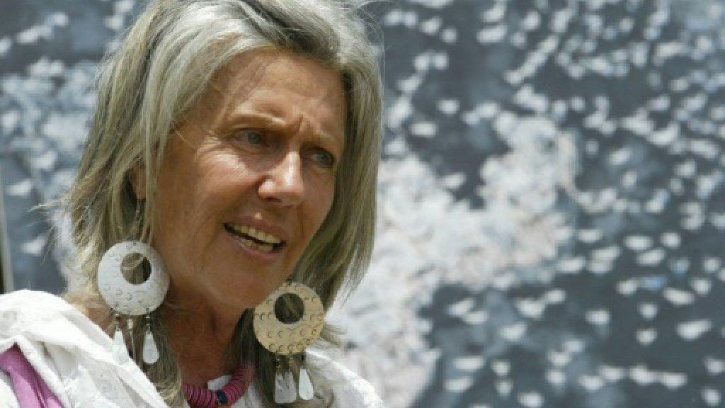 Top conservationist Kuki Gallman wounded in Kenya gun attack