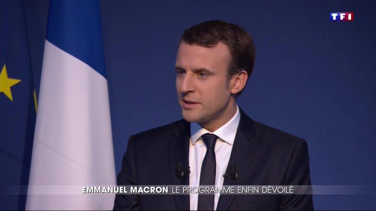 Le programme de Macron passé au crible https://t.co/SuxLkEAnQu
