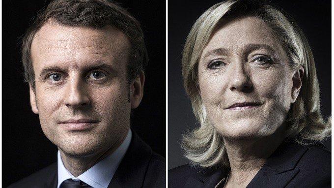 Après avoir compté 40 millions de votes, #Macron est à 23,54% et #LePen à 22,33% https://t.co/o9SQNwobyy