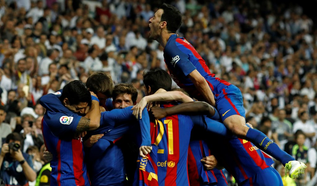 Fakta Menarik Usai Madrid Dipermalukan Barcelona https://t.co/1YEIND5EwI https://t.co/ZlbQD11JcP