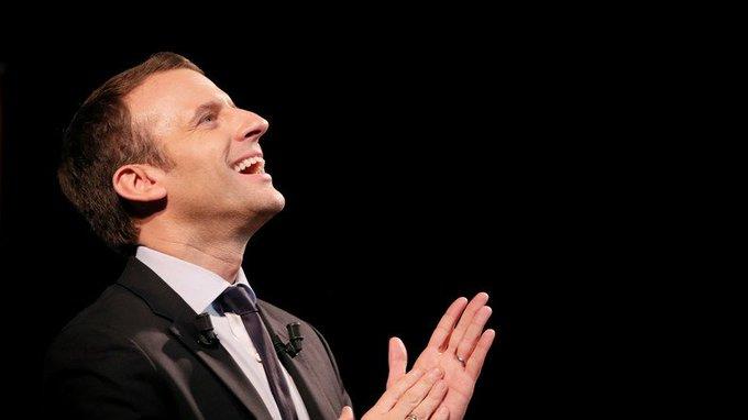 .@Le_CRIF lance un «appel clair à voter pour Emmanuel #Macron» EN SAVOIR + https://t.co/sTDCDmtdBk