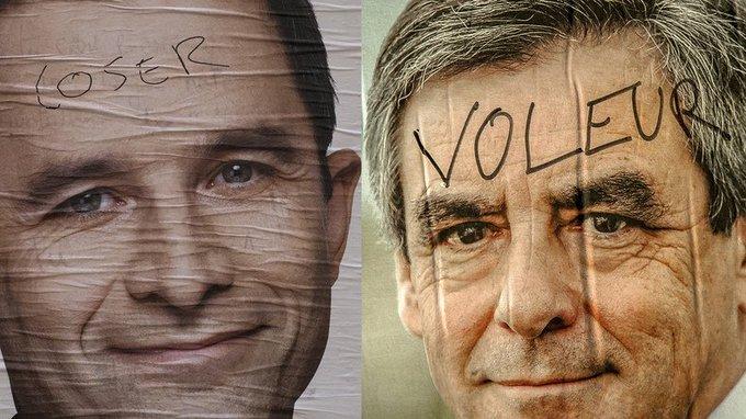 #Hamon et #Fillon éliminés : l'«#UMPS» condamné par les électeurs ? https://t.co/uvhIwo0pFJ