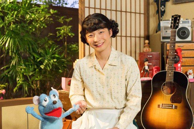 【初の冠番組】星野源、NHKの『おげんさんといっしょ』に出演! https://t.co/aT5YnmPYR1  視聴者から曲のリクエストを募集し、即興の弾き語りをしたり、話題のあの曲を披露したり…? 5月4日に生放送される。