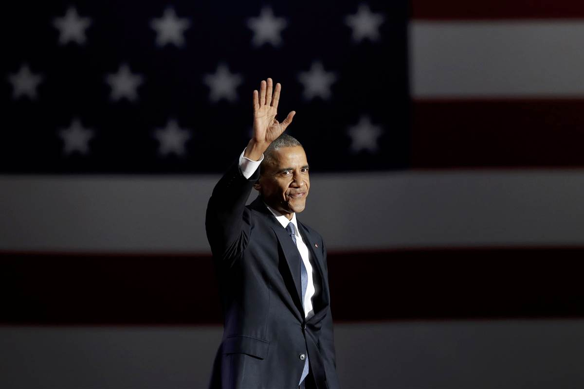 Obama returning to public stage in University of Chicago forum