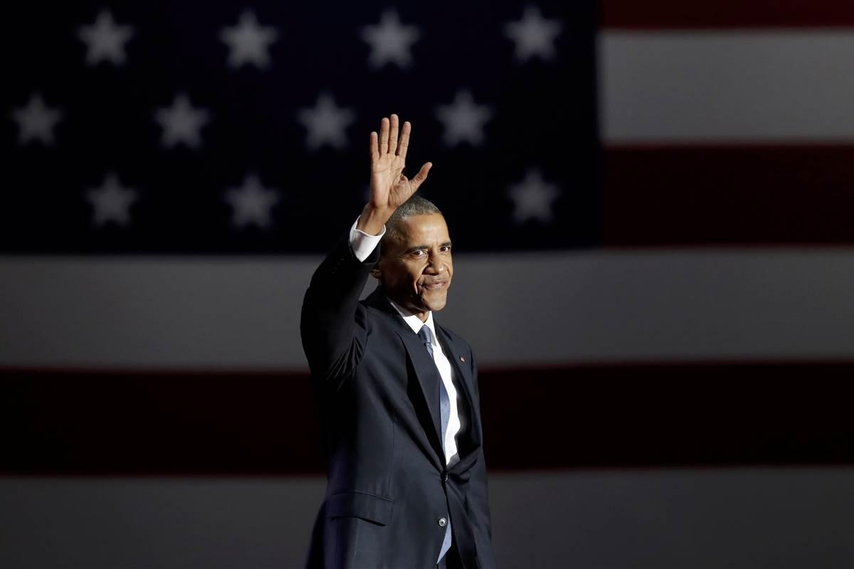 Obama returning to public stage in University of Chicago forum
