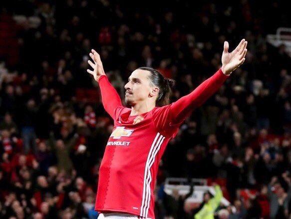 [#Décla💬] Zlatan : 'Je décide quand ce sera le moment d'arrêter et personne d'autre. Abandonner n'est pas une option. A bientôt'