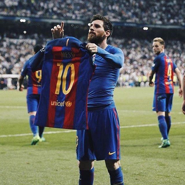 [#Décla💬] L Enrique 'Vous imaginez marquer ce 500e but à Bernabeu, à la 92e qui donne la victoire... Les fans du Barça n'oublieront jamais'