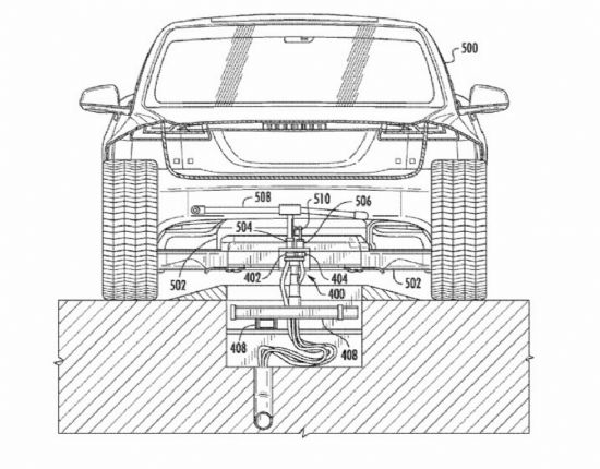 테슬라 '매설형 충전' 특허, 민간 공개 https://t.co/VfksAfZhYW #zdk