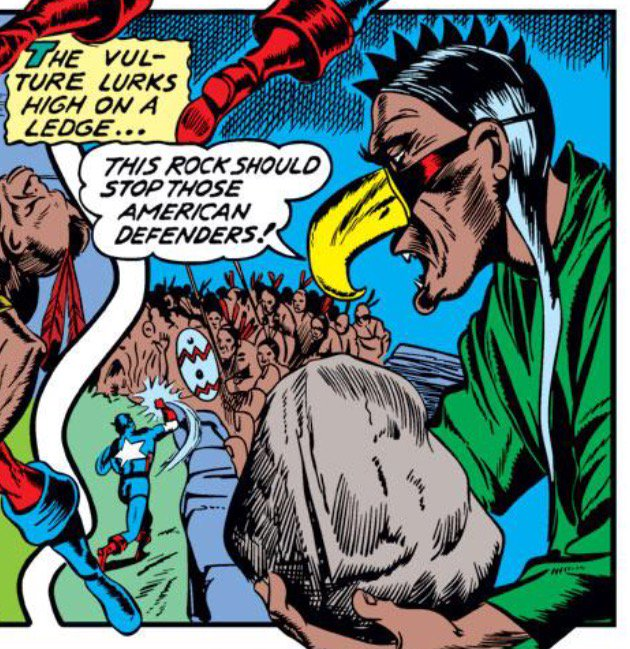 Marvel is totally whitewashing by casting Michael Keaton as the Vulture. https://t.co/3Wgua4MeBI
