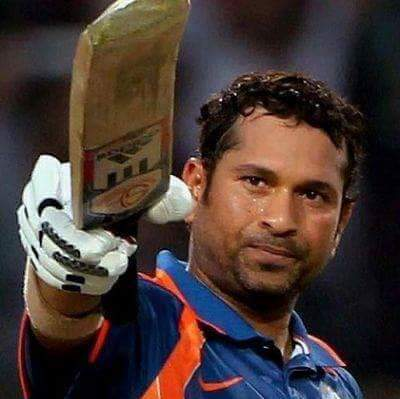 Happy birthday to cricket legend master blaster sachin tendulkar on behalf of fans