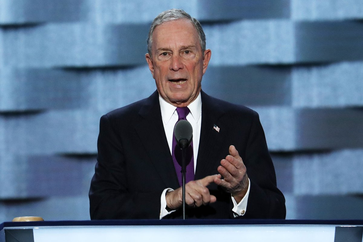 Bloomberg to world leaders: Ignore Trump on climate
