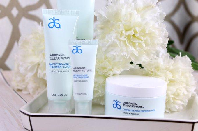 Acne Treatment Skin Care Routine