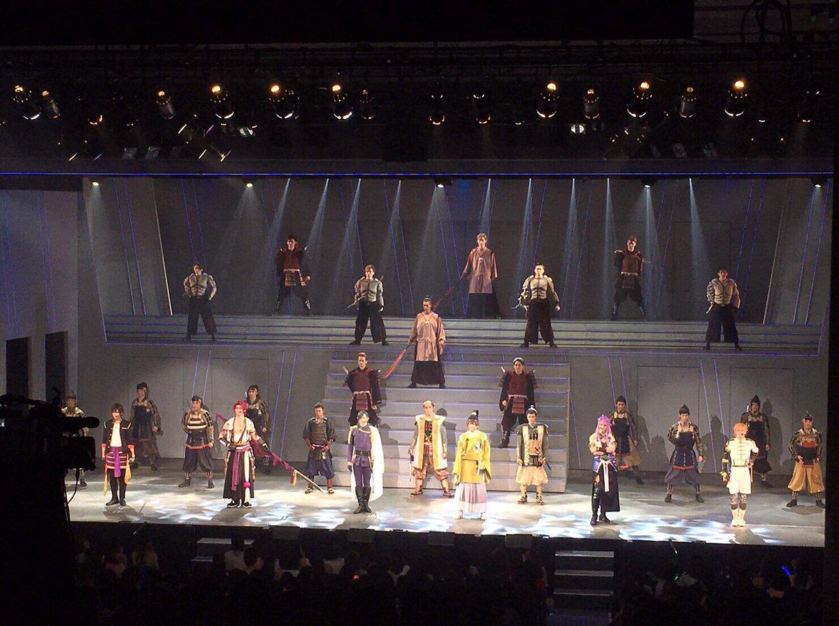 【御礼】ミュージカル『刀剣乱舞』 〜三百年の子守唄〜国内全60公演終了致しました!!劇場に足を運んでいただいた方、ライブ