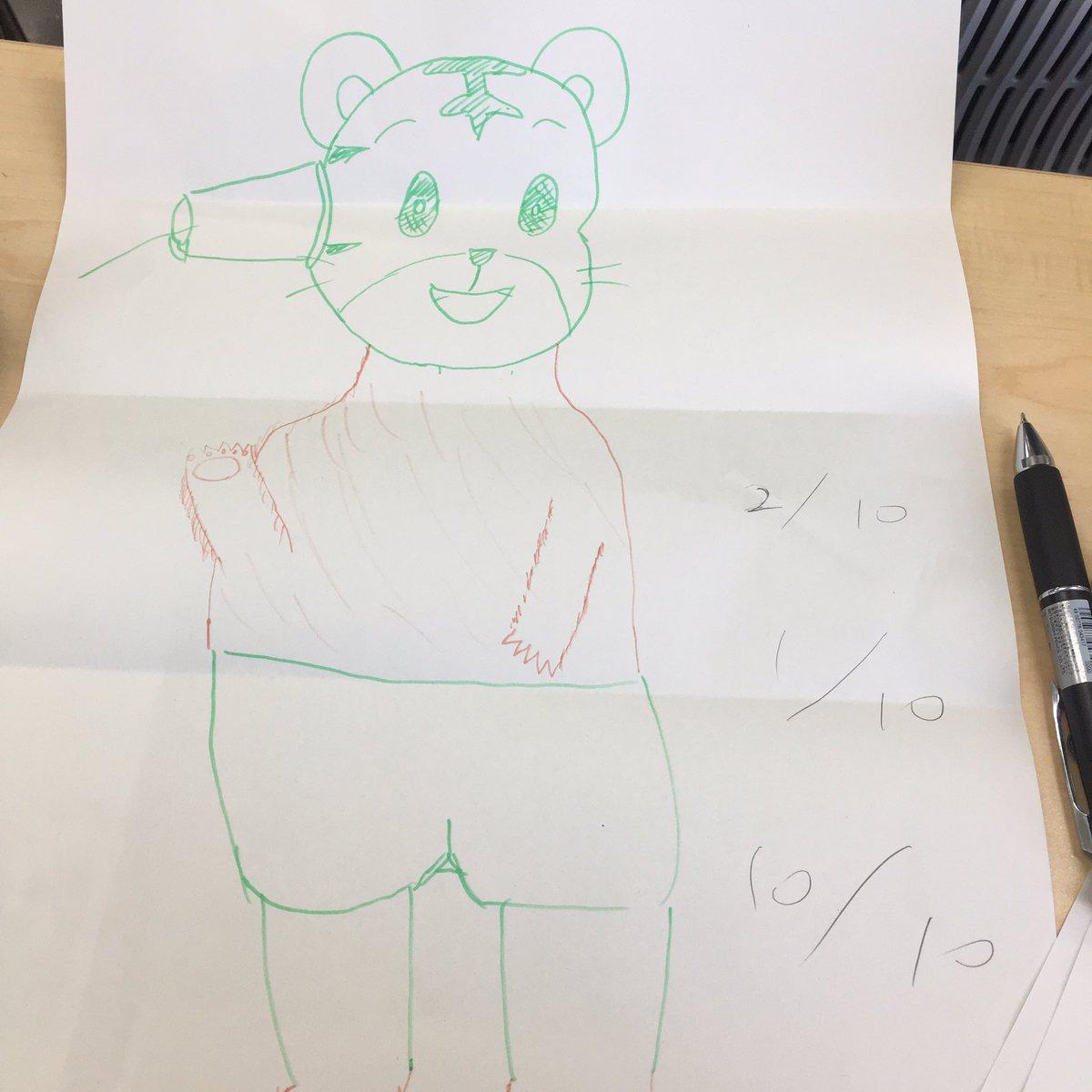 僕「今日は好きなキャラクターの絵を書く授業だし美少女でも描くかwww」ヘレカス「2人組作りましょう」僕「作ったで」ヘレカ