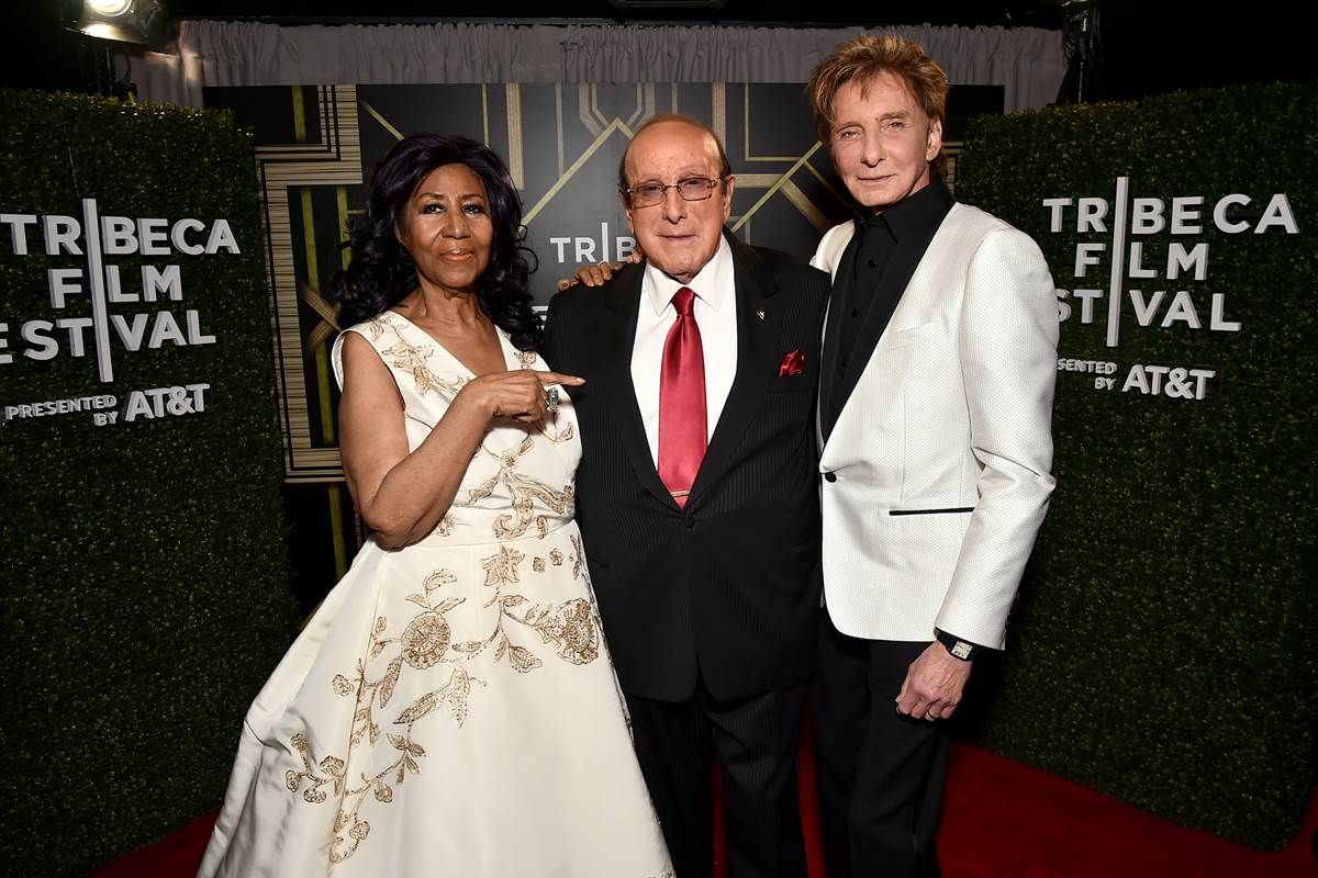 """The Soundtrack of Our Lives"": Tribeca doc celebrates music man Clive Davis via @NBCBLK"