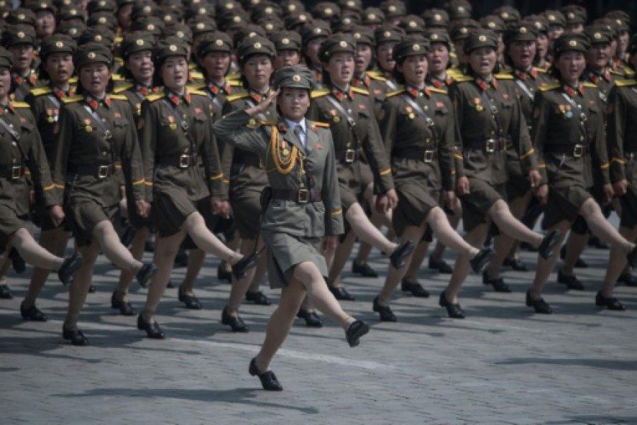 La Corée du Nord menace de 'rayer' de la carte les Etats-Unis https://t.co/L1FwjpEuJg