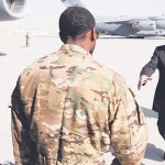 US Secretary of Defense Mattis visits Djibouti