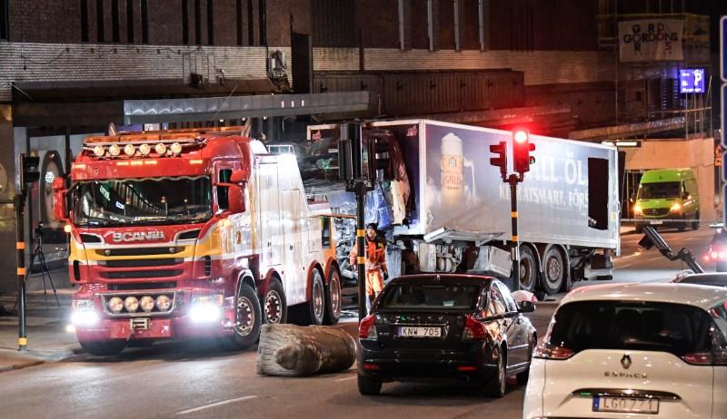 Sweden arrests second suspect over deadly truck attack