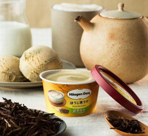 【本格派】ハーゲンダッツ「ほうじ茶ラテ」あしたから発売 https://t.co/wrelXU5eYE  2種類のほうじ茶フレーバーを組み合わせるたこだわりの逸品。10種類以上の試作を重ねたのだそう。