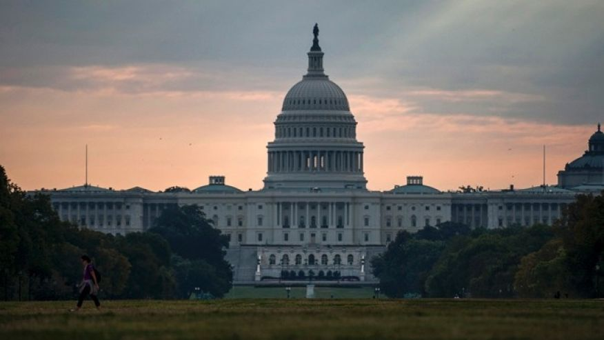 Congress returns to DC, aiming to avert government shutdown, pass ObamaCare overhaul https://t.co/IrIqj1PUDO