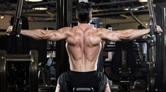 Beef up your all three deltoid heads with this twice-weekly routine. https://t.co/OhMCQZhG5x