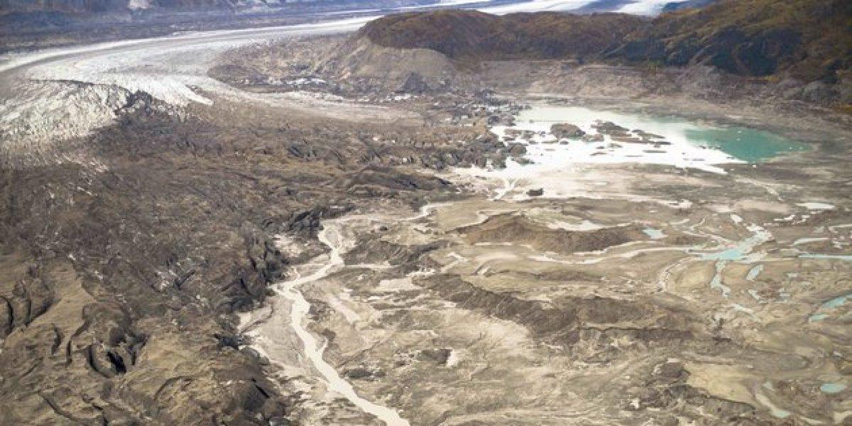 캐나다의 슬림스 강이 나흘 만에 사라졌다 https://t.co/agdzJsrxZ5