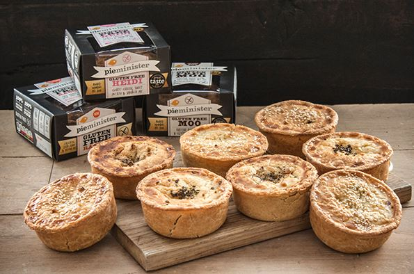 The Moo pie at Pieminister London's Best Gluten-Free Comfort Food