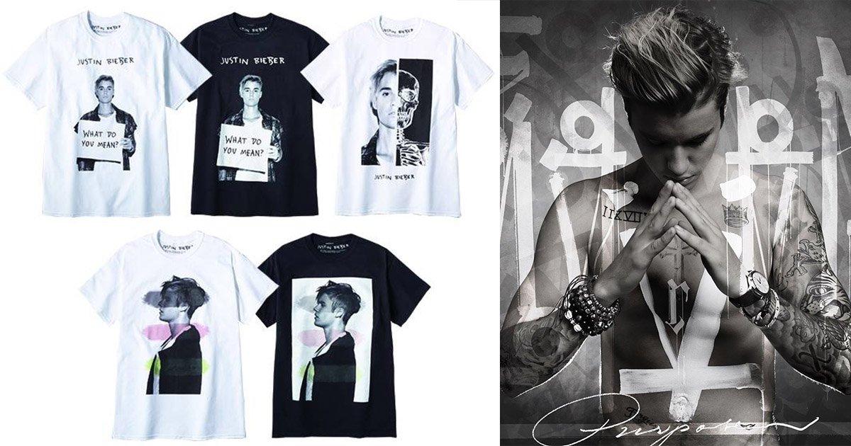 ジャスティン・ビーバーの公式Tシャツを「ライトオン」が発売  https://t.co/JnvmilQzby @justinbieber @righton_jp