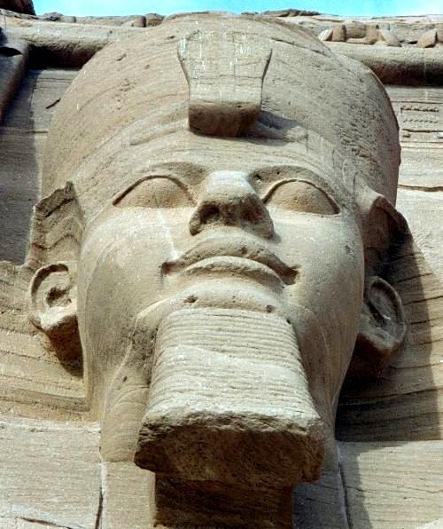 test Twitter Media - Faces who inspired a poem #4  Ozymandias (Greek name for the Egyptian pharaoh Ramesses II) https://t.co/Ck9e2nE9zX