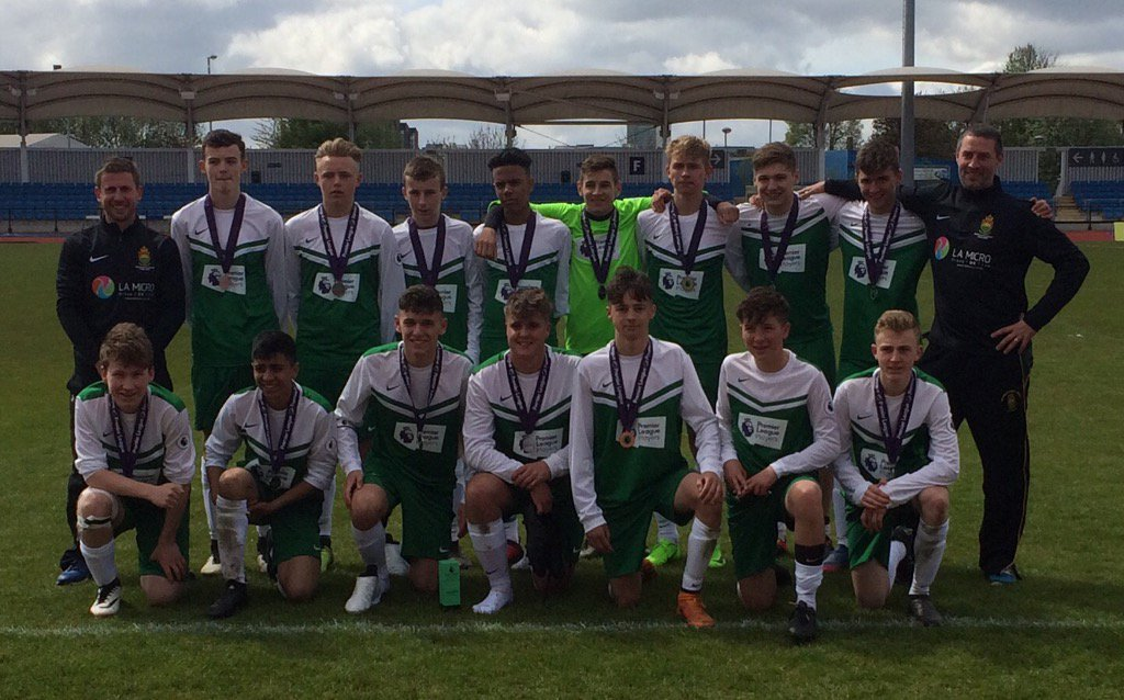 test Twitter Media - So proud of our U16 football national champions! Nail-biting final. Great support. Superb teamwork. Great uno animo! https://t.co/qC3BS9NWJM