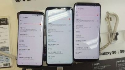 Samsung's Galaxy S8 is running into problems https://t.co/uNpc52uXZM