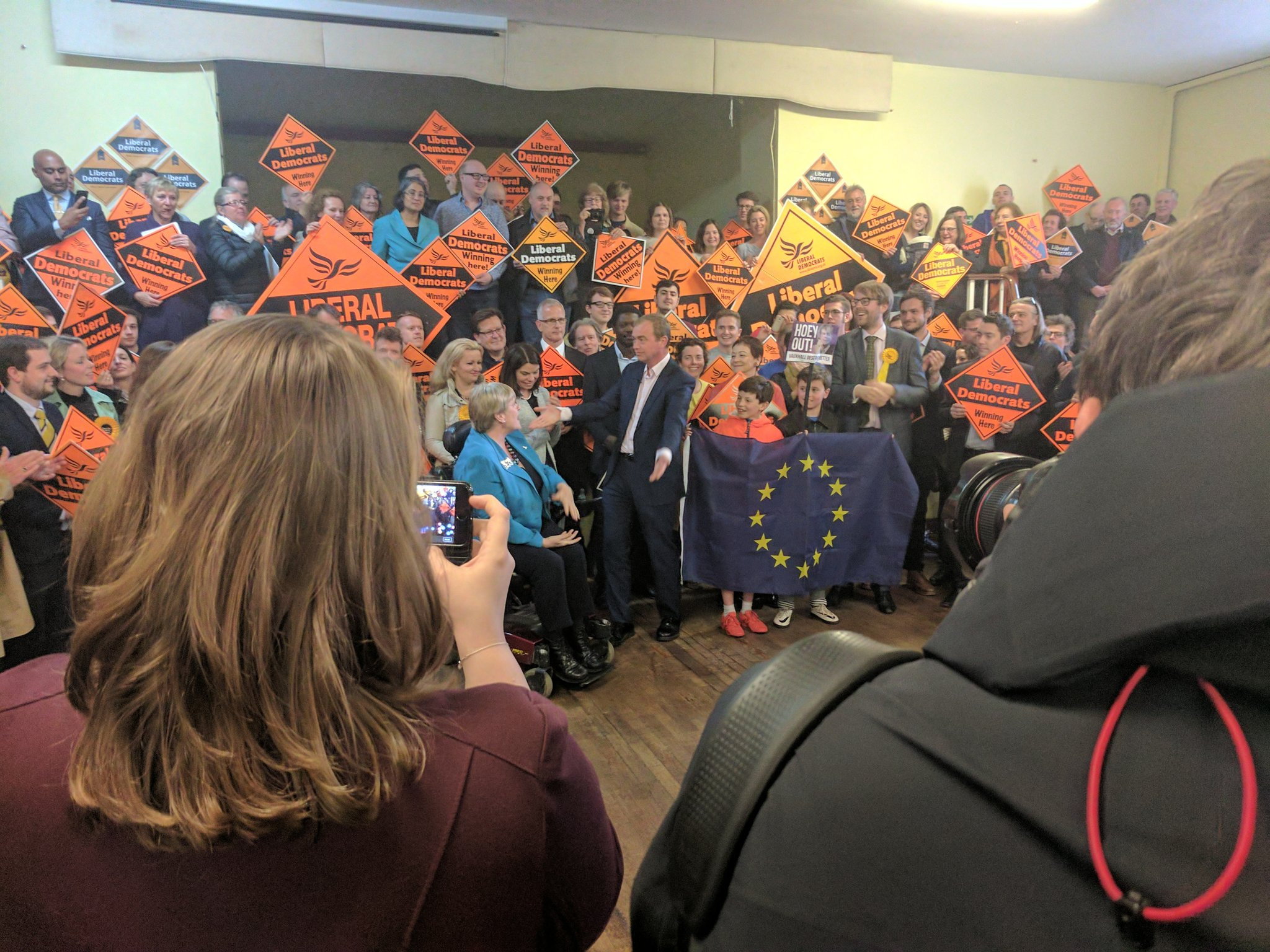 'It feels like Richmond' Lib Dems insist. https://t.co/XPhIuTLv3V