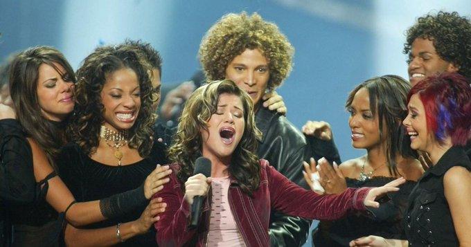 Happy 35th birthday The singer won the first American Idol in 2002
