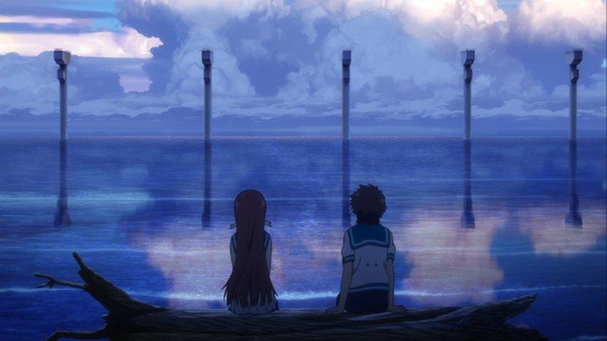 凪あす最終話まで視聴終了。いい作品でした~もっと早くに見ておけば良かったと思いましたね('ω' )
