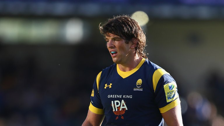 test Twitter Media - Donncha O'Callaghan has agreed a new one-year contract with Worcester Warriors: https://t.co/I8pdh7pIol https://t.co/xtmEhUYfLv