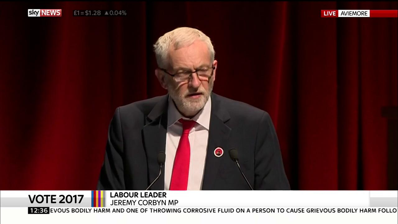 Jeremy Corbyn promises to repeal the Trade Union Act, if elected https://t.co/ZJ1EV7dhFe