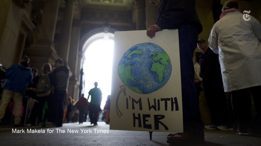 Pictures from the March for Science in the U.S. and from demonstrations around the world