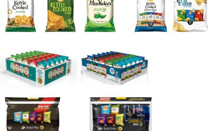 Frito-Lay is recalling two jalapeño-flavored potato chip products over fears of Salmonella contamination https://t.co/bEMBImzZ7s
