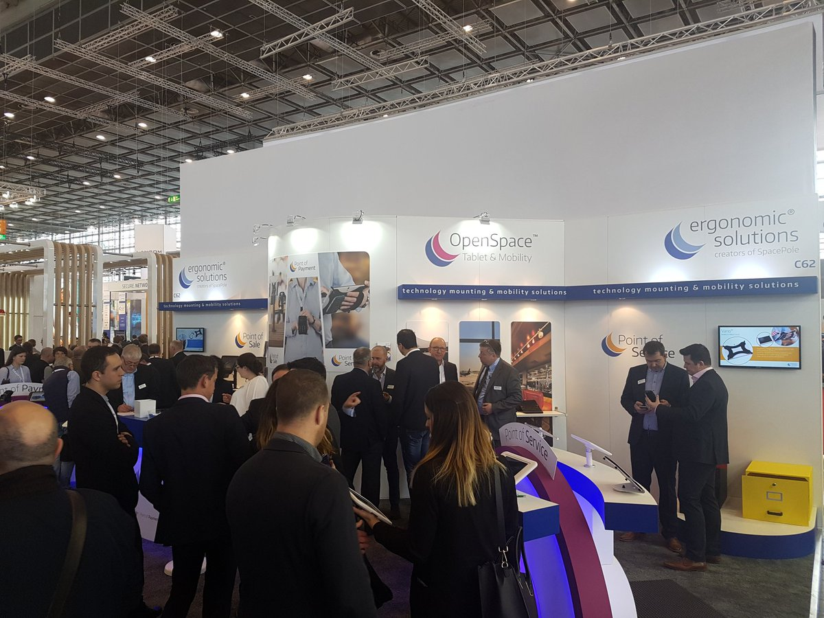 test Twitter Media - Technology mounting & mobility solutions for the Point of Sale, Point of Payment and Point of Service. #RBTE2017 Stand 518 Olympia 8-9 May https://t.co/Oc3qwx6XO3