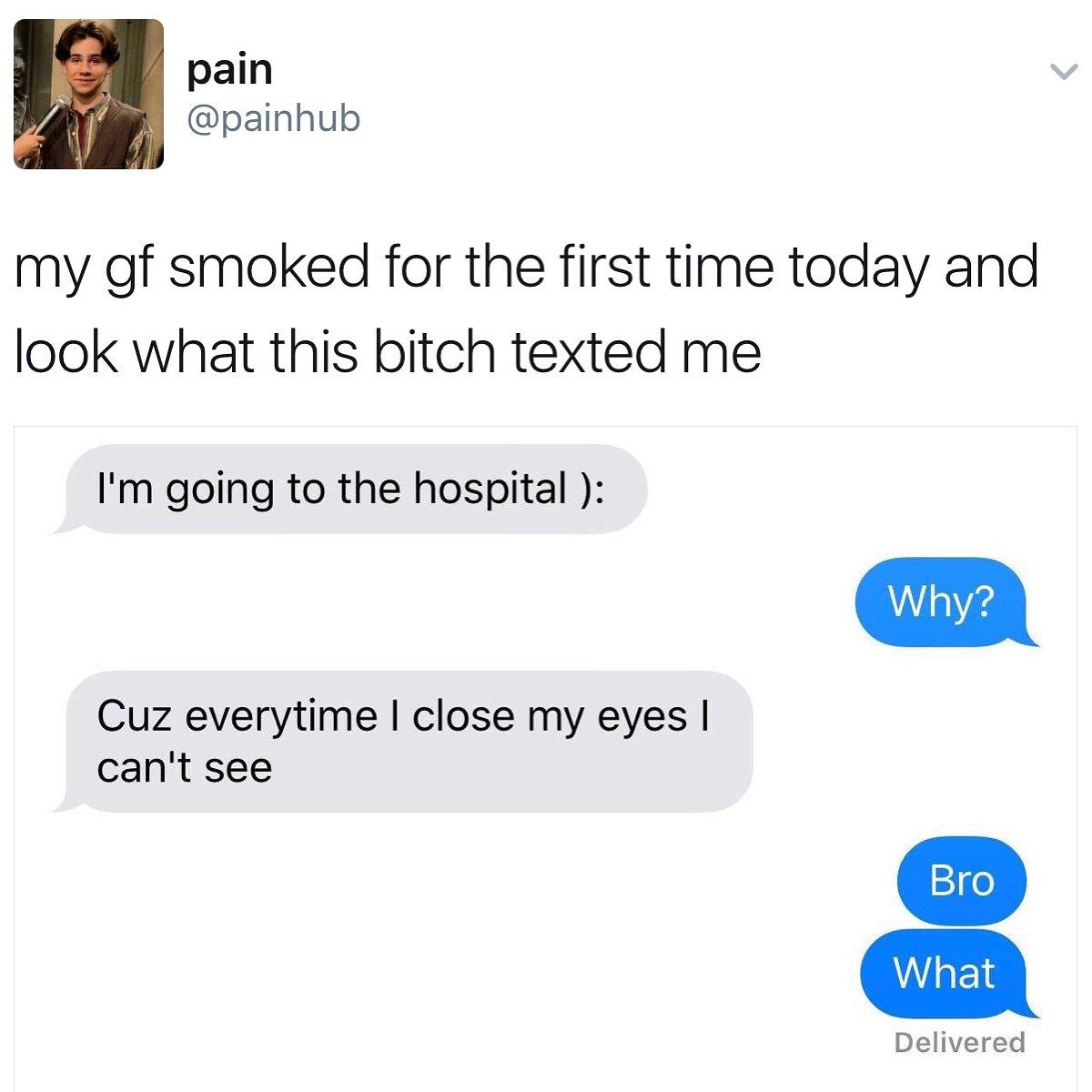 Bro, what?
