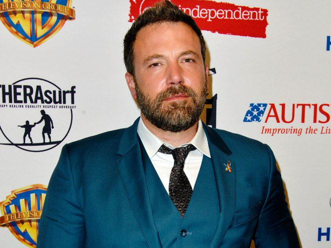 Ben Affleck Makes First Public Appearance Since Divorce Filing, Opens Up About His Kids Possibly Becoming Actors