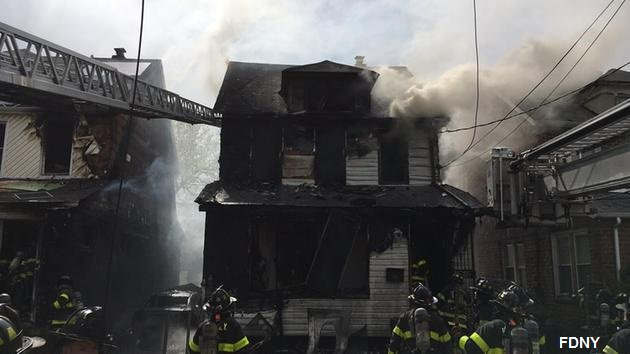 3 children among 5 killed after fire erupts at New York City house, officials say. 'This is a terrible and sad time' https://t.co/GO1vOjylPi