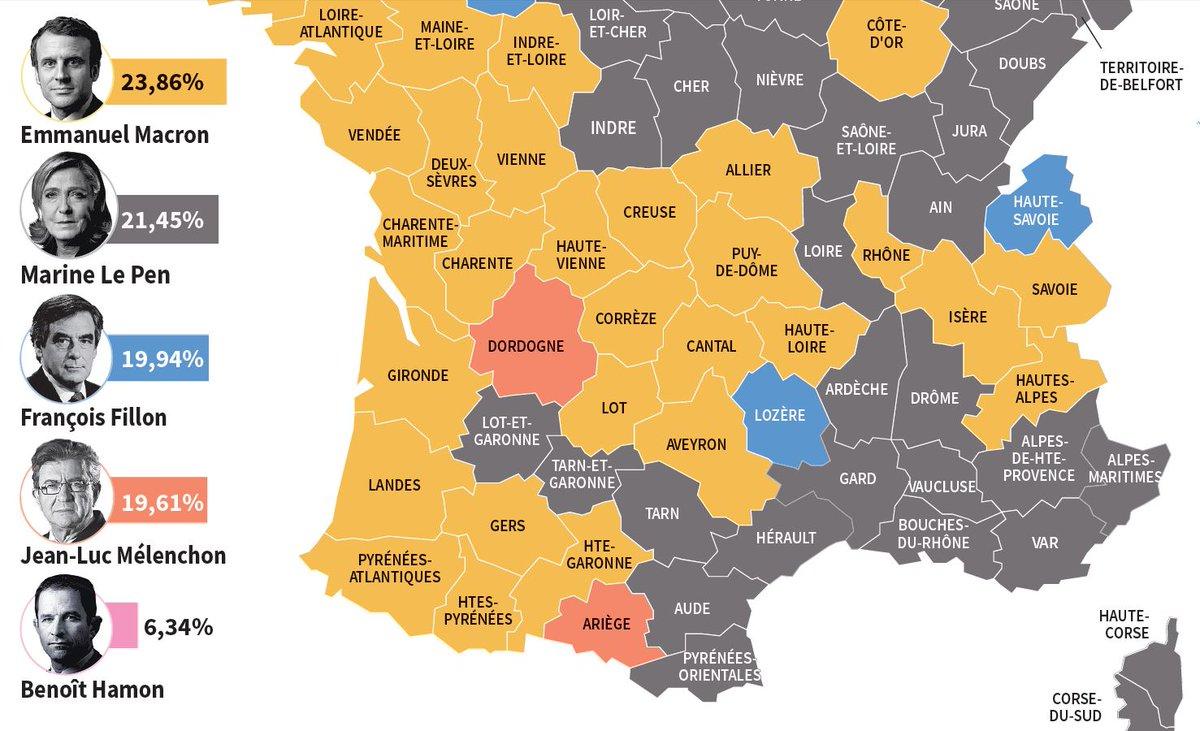Présidentielle : tous les résultats ville par ville, commune par commune, sont ici ⬇️⬇️⬇️ #Occitanie  https://t.co/J9SIkdZTCl