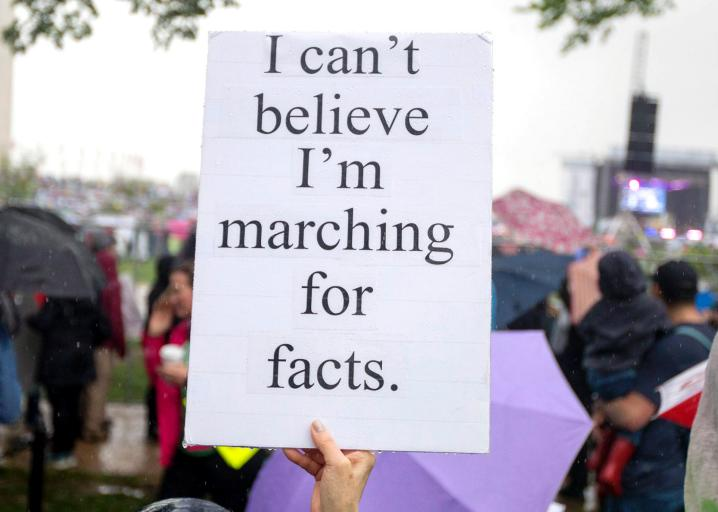 RT @Slate: Here are some of the best signs from the march for science. https://t.co/5LiwkMJJXj https://t.co/usQ5lPH3h2